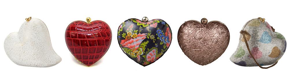 Акция на День Святого Валентина! Скидки на сумочки в подарок на 14 февраля.
